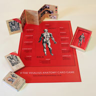 Vesalius anatomy card game – Limited Edition